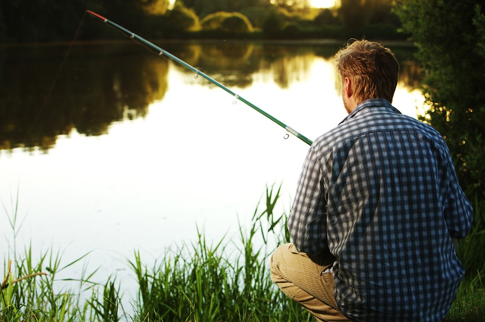 angeln für anfänger
