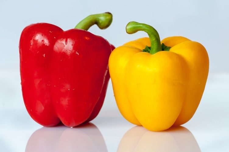 gibt es männliche paprika