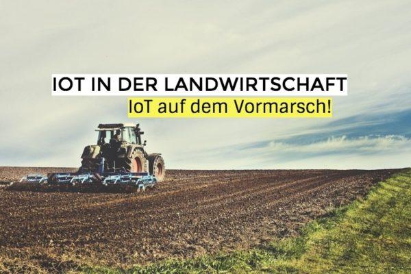 iot landwirtschaft