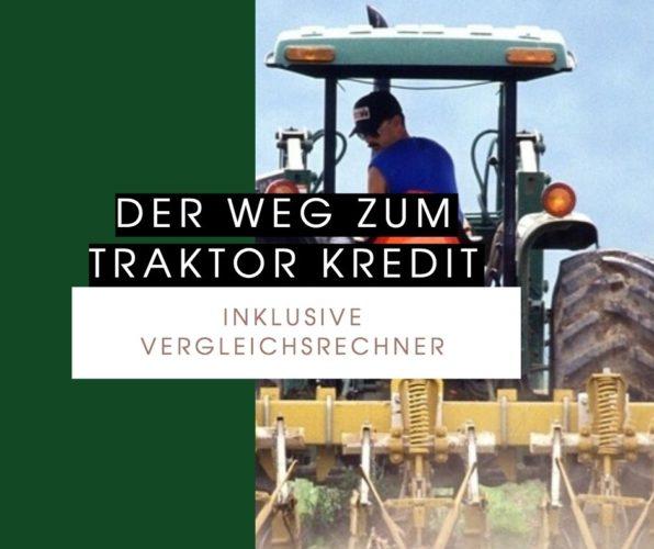 traktor kredit