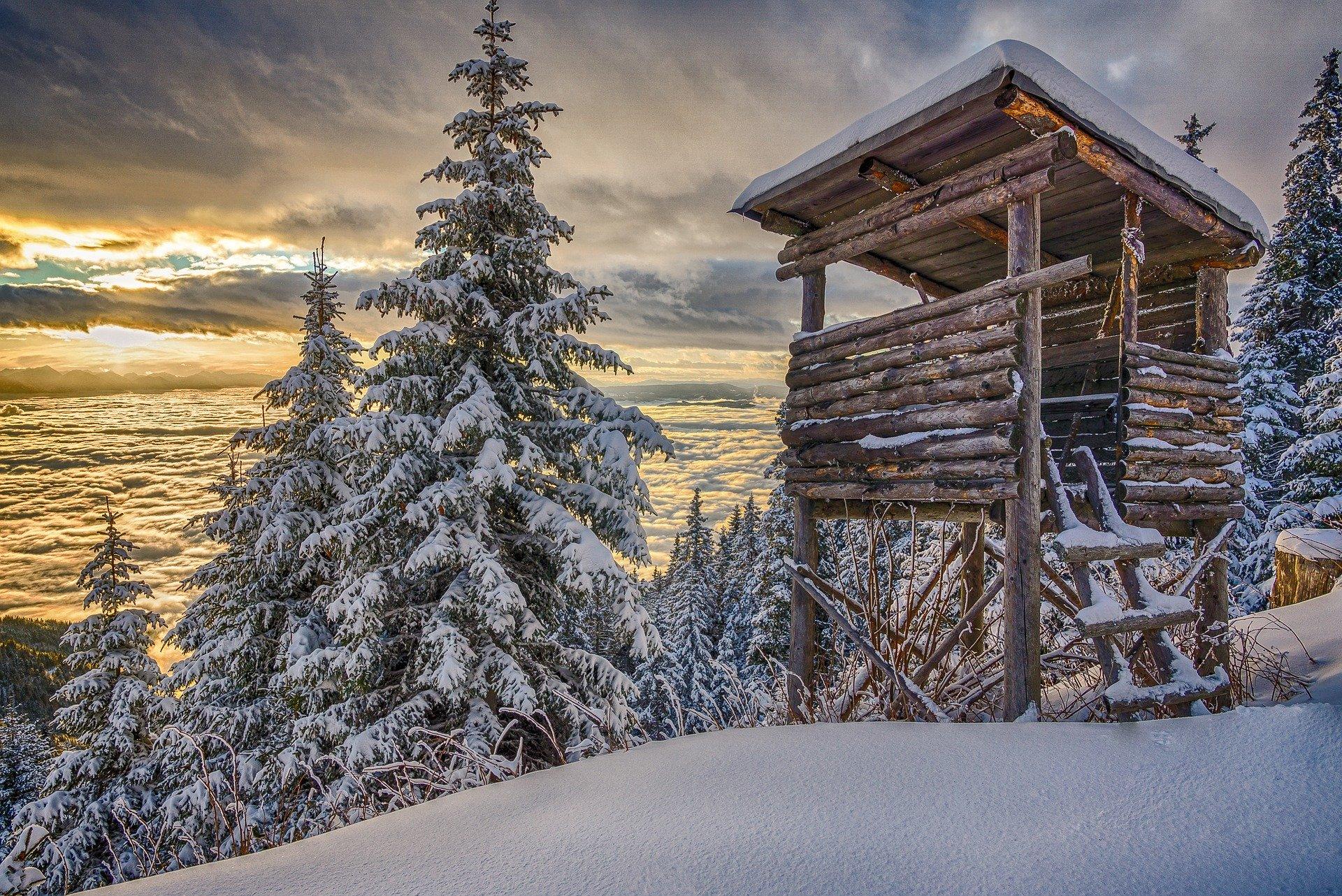 heizveste winter