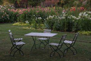 Gartenstuhl Kunststoff