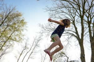 xxl trampolin