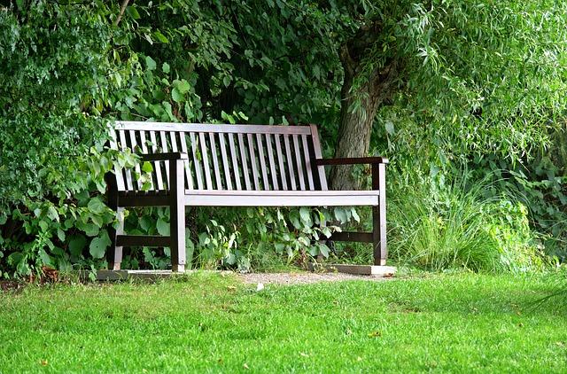 Gartenbank 2 Sitzer