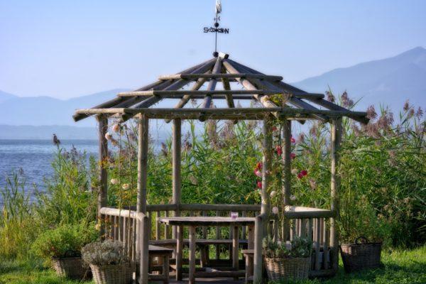 Gartenpavillon – Wie den Richtigen finden?