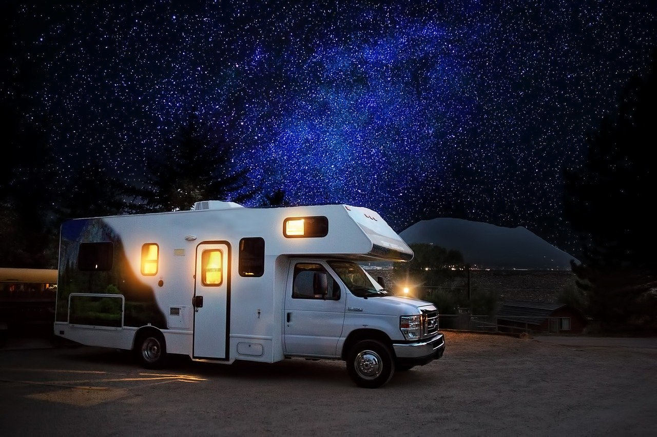 wohnmobil nacht