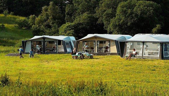 Camping Klimaanlage