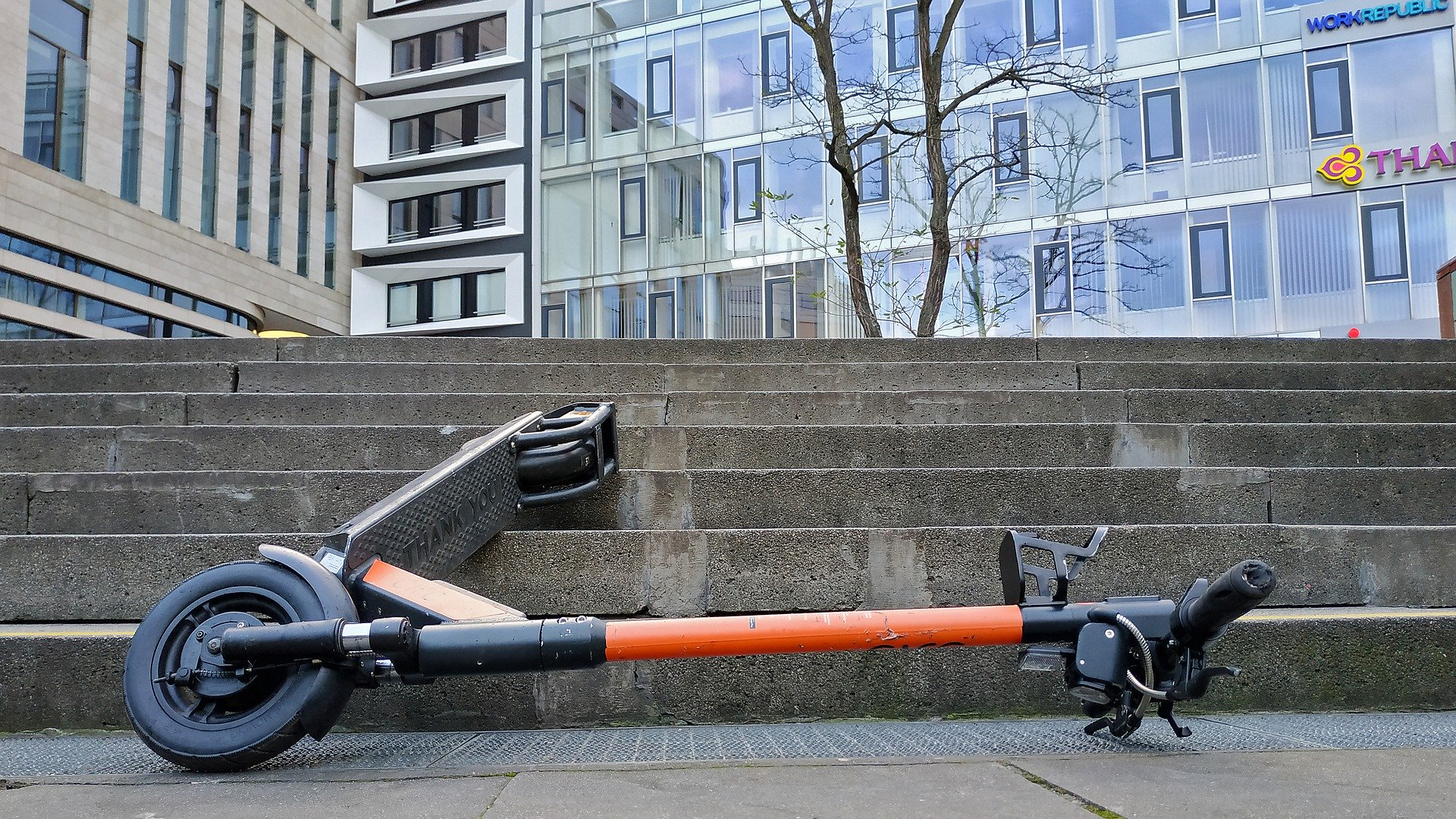 Elektro Scooter Erwachsene 110 KG