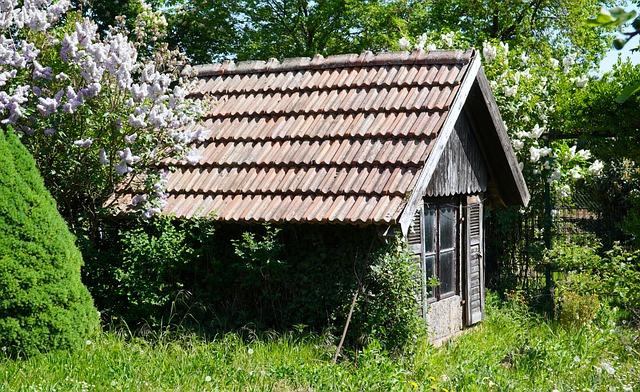 Gartenhaus für Kinder