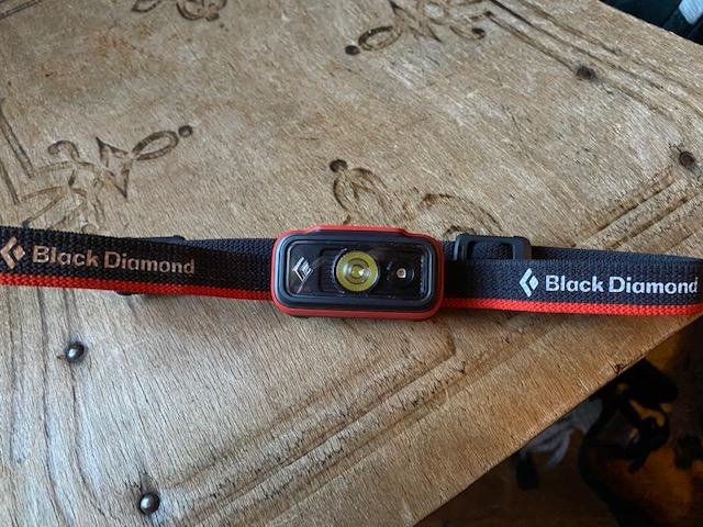 Stirnlampe Black Diamond